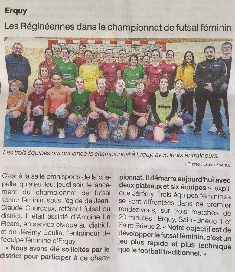 Ouest France 09-12-19